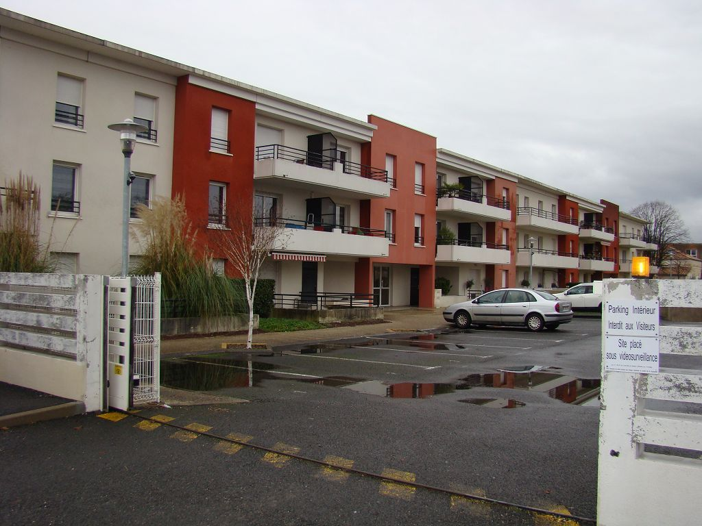 Appartement T2 TALENCE 570€ INTER CHANGE IMMOBILIER